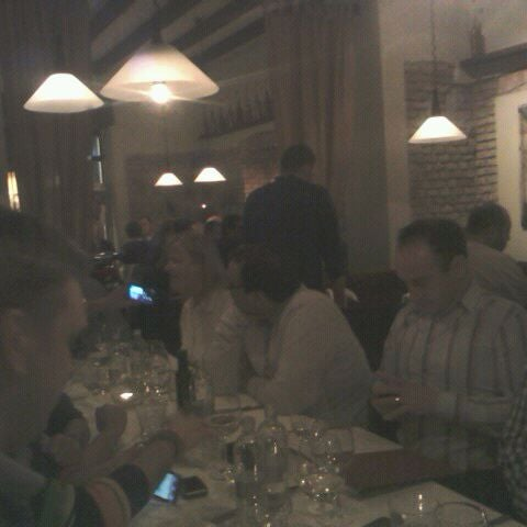Photo taken at Osteria del Sognatore by Ben S. on 2/29/2012
