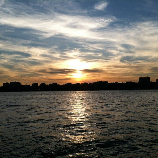 Photo taken at The Lighthouse at Chelsea Piers by Robert B. on 6/15/2012
