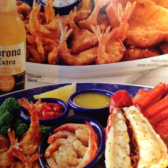 Red Lobster - 4802 E Cactus Rd