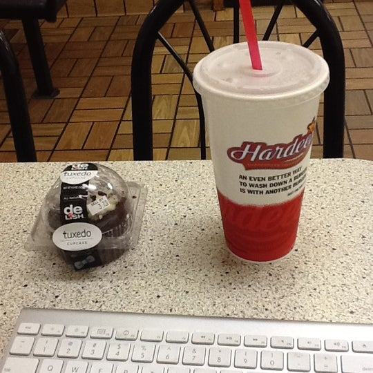 "Photo taken at Hardee's by Jose ""JR"" V. on 3/18/2012"