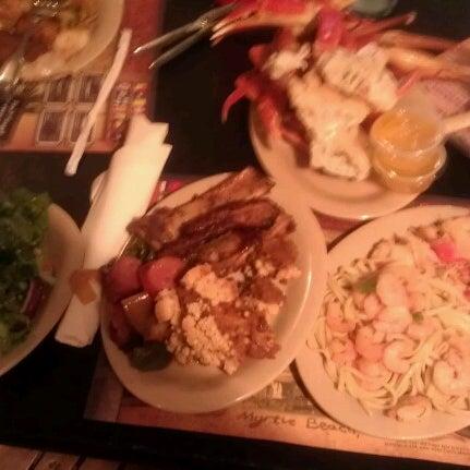 Photo taken at The Original Benjamin's Calabash Seafood by Tanneisha D. on 6/9/2012