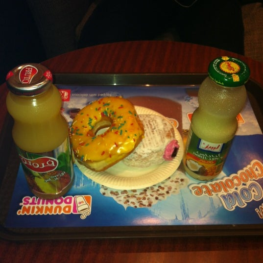 Photo taken at Dunkin Donuts by Shane M. on 4/16/2012