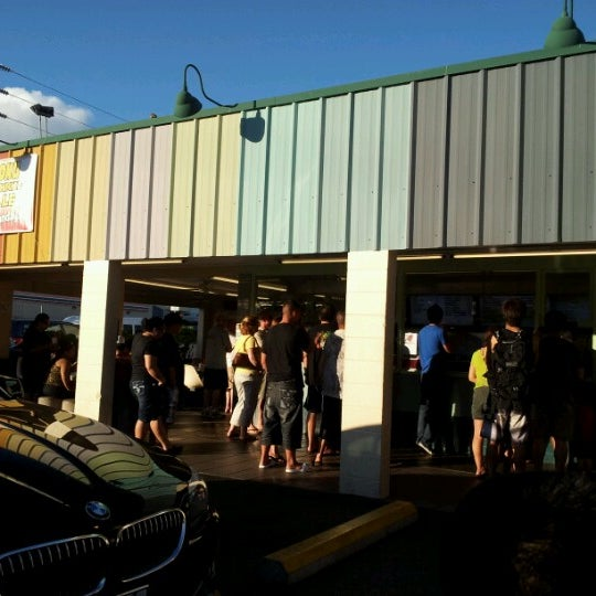 Photo taken at Rainbow Drive-in by Eric H. on 7/2/2012