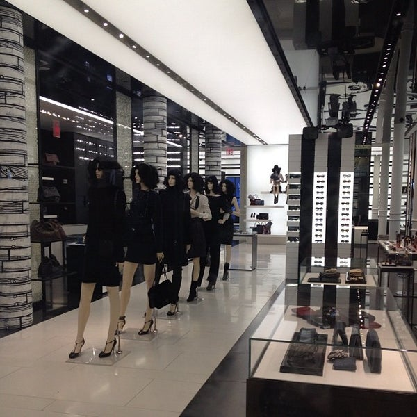 Photo taken at CHANEL Boutique by Lisa S. on 9/8/2012