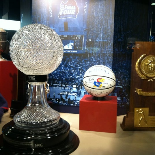 Photo taken at Allen Fieldhouse by Chris S. on 2/11/2012