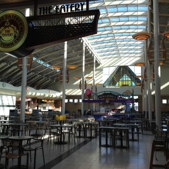 Food Court In Dulles Town Center