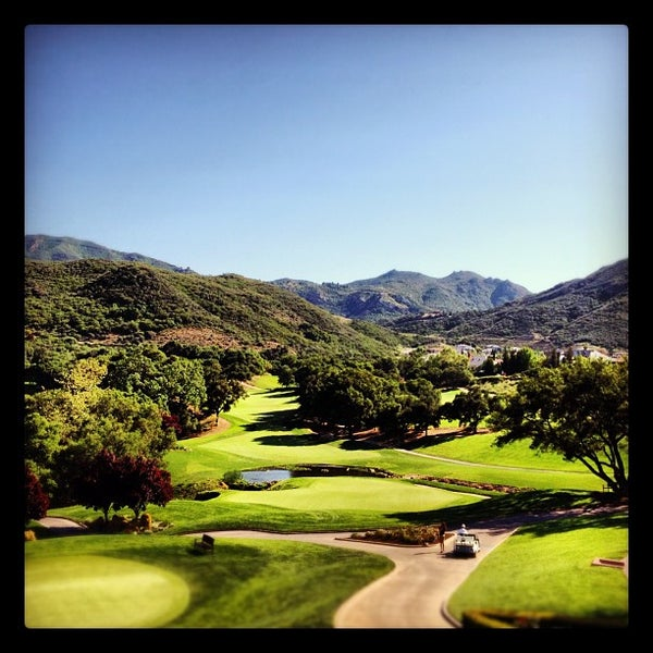 Sherwood Country Club - Thousand Oaks, CA