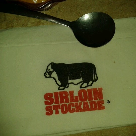 Photo taken at Sirloin Stockade by Mario s. on 8/23/2012