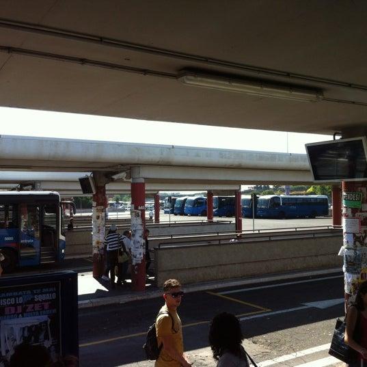 Foto scattata a Terminal Bus Anagnina da Giorgia il 9/8/2012