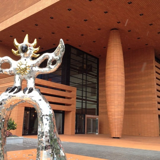 Photo taken at Bechtler Museum of Modern Art by Andy C. on 8/21/2012