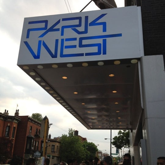 Photo taken at Park West by Greg L. on 5/27/2012