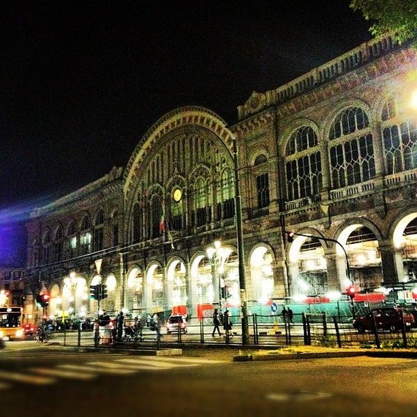 Stazione torino porta nuova train station in san salvario - Turin porta nuova ...