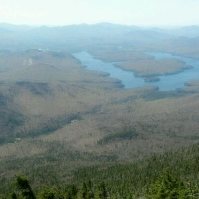Photo taken at Whiteface Mountain by Pete C. on 5/13/2012