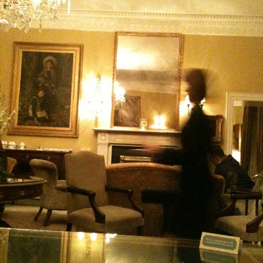 Photo taken at Merrion Hotel by Mario P. on 4/29/2012