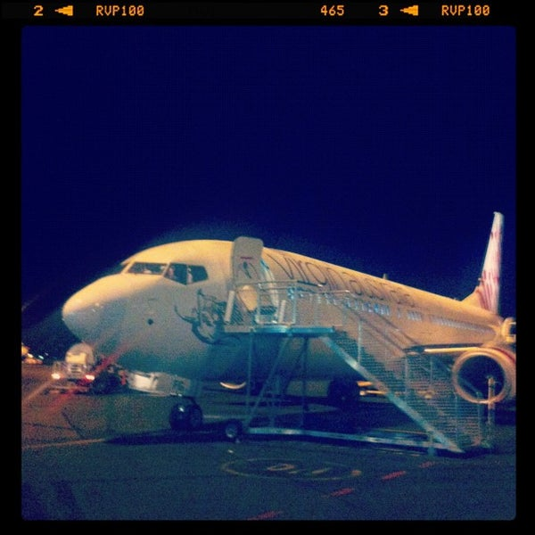 Photo taken at Gold Coast Airport (OOL) by Yousef A. on 7/3/2012