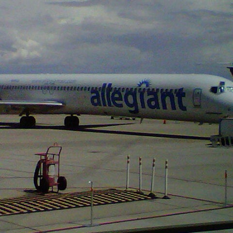 Photo taken at Phoenix-Mesa Gateway Airport (AZA) by Chuck G. on 7/28/2012
