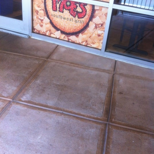 Photo taken at Moe's Southwest Grill by john s. on 8/20/2012