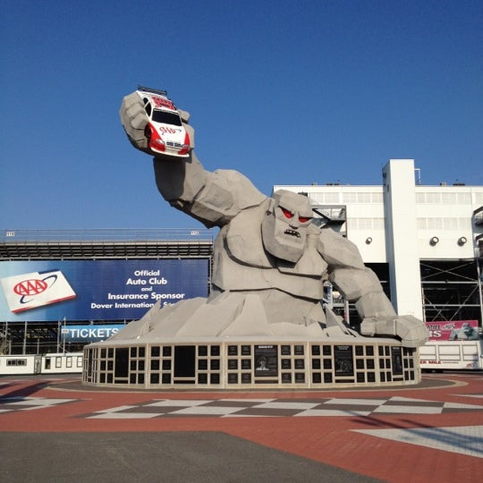 Photo taken at Dover International Speedway by Karl B. on 5/31/2012