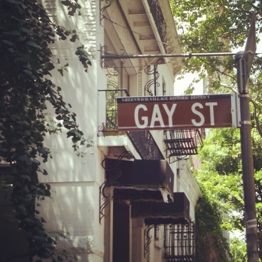 west village gay