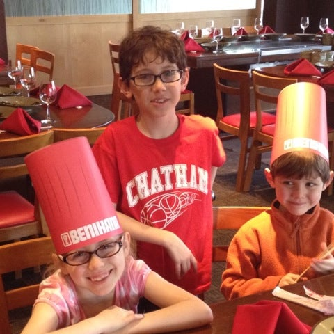 Photo taken at Benihana by Ronald E. on 3/13/2012