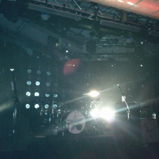 Photo taken at iHeartRadio Theater by David G. on 4/25/2012