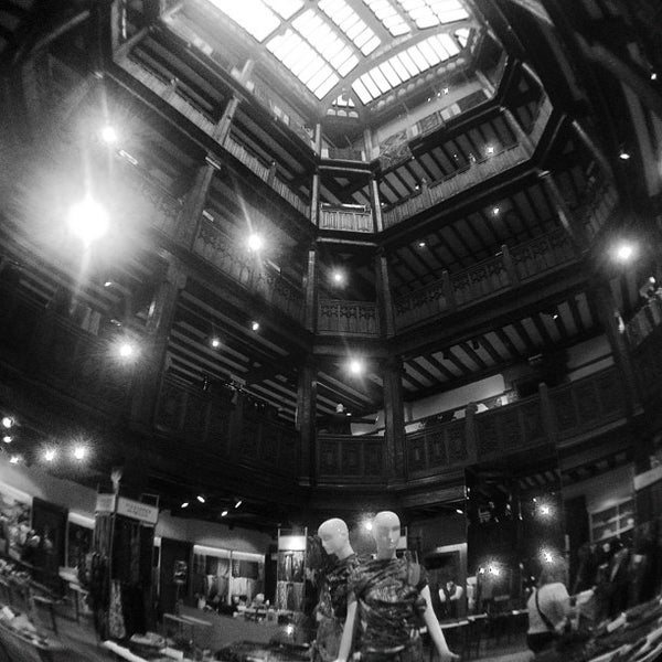 Photo taken at Liberty of London by Rashid A. on 9/11/2012