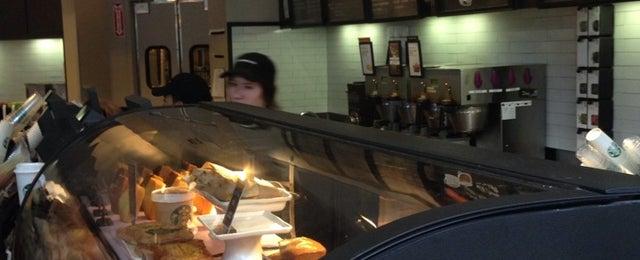 Photo taken at Starbucks by Denis P. on 9/26/2013