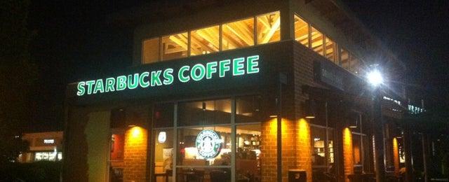 Photo taken at Starbucks by David H. on 10/9/2012