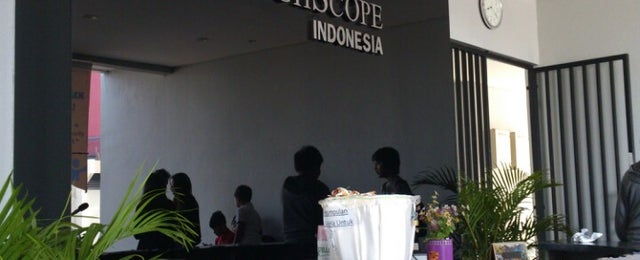 Photo taken at Highscope Indonesia by M. Fahmi R. on 7/30/2013