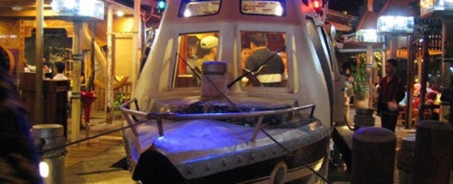 "Photo taken at The Ship ""Chop n' Steak"" by Ida A. on 12/30/2012"
