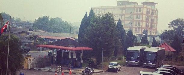 Photo taken at Universiti Teknologi MARA (UiTM) by Mohd Ferdaus on 6/20/2013
