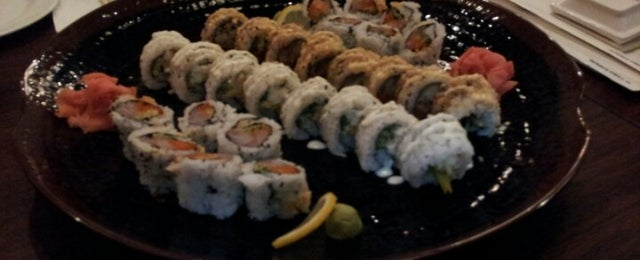 Photo taken at Kissho Sushi by Jerm S. on 9/22/2012