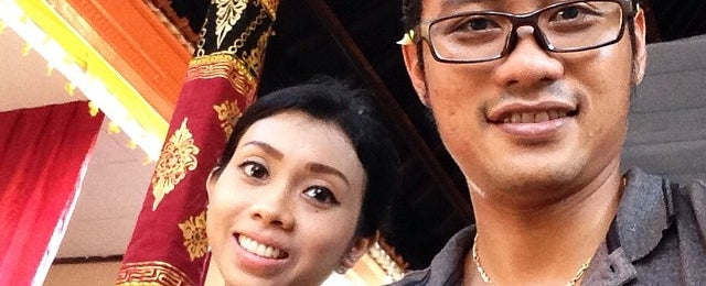 Photo taken at Desa kamasan-Klungkung by nee_naa on 4/10/2015