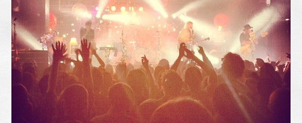 Photo taken at The Cannery Ballroom by Andrew M. on 10/24/2012