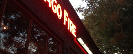 Photo taken at Chicago Fire by Toby P. on 10/29/2012