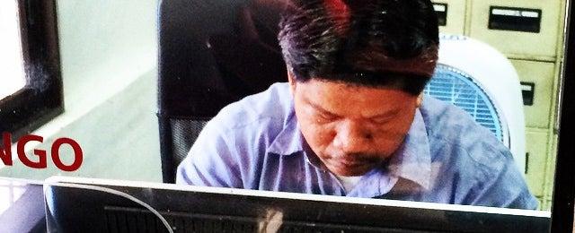 Photo taken at Silang Municipal Hall by Jamieson B. on 9/29/2014