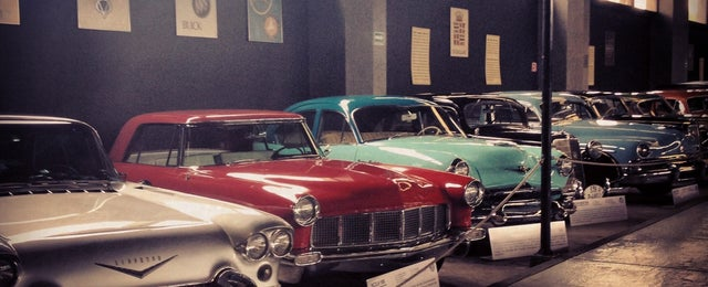 Photo taken at Museo del Automóvil by Ale H. on 4/29/2013