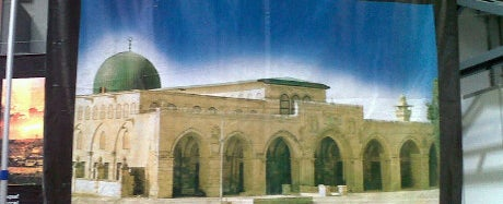 Photo taken at Al Ansaar souk by Hasina S. on 1/2/2012
