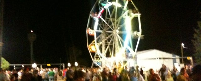 Photo taken at Sheridan County Fairgrounds by Christen N. on 7/24/2011