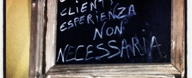 Photo taken at Caffe' Dei Pazzi by Matteo S. on 1/11/2013