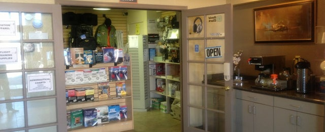 Photo taken at Tango One Aviation & Pilot Supply Store by Sam H. on 1/11/2013