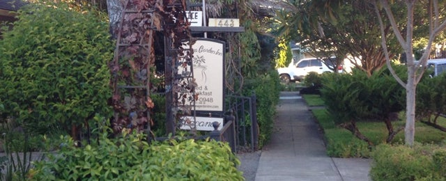 Photo taken at Chelsea Garden Inn by Scott B. on 8/28/2013