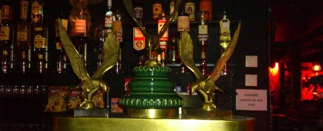Photo taken at EAGLE Bar by Lupolupo L. on 8/14/2014