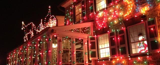 Photo taken at Koziar's Christmas Village by Cat L. on 12/1/2012