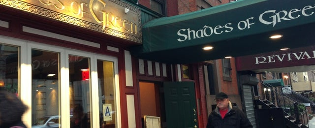 Photo taken at Shades of Green by AlexT4 on 1/17/2013