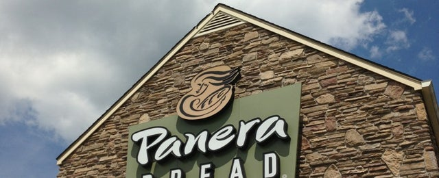 Photo taken at Panera Bread by Eric N. on 7/27/2013