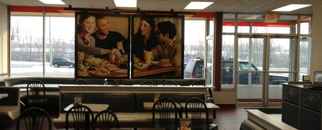 Photo taken at Burger King by Jeff P. on 1/8/2013