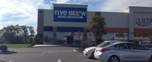 Photo taken at Five Below by Samuel G. on 9/25/2013