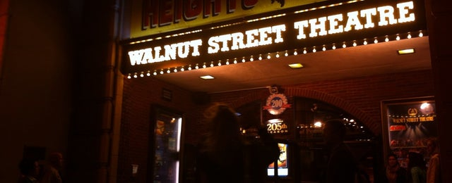 Photo taken at Walnut Street Theatre by Lori G. on 10/12/2013