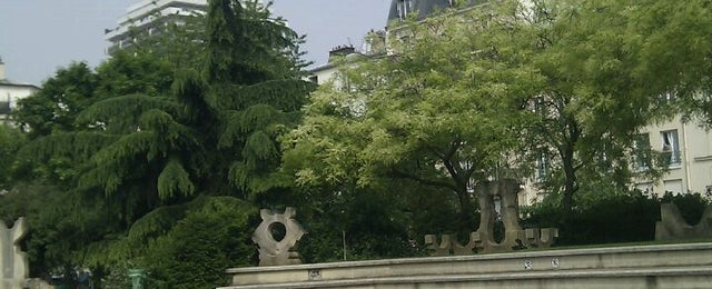Photo taken at Jardin Emile-Gallé by El C. on 5/24/2012